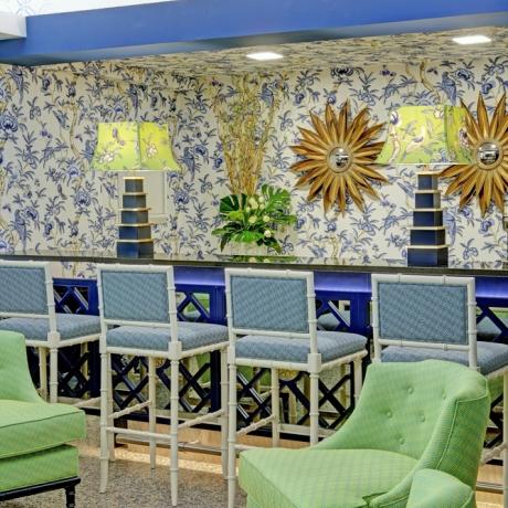 Hotel em Fa´tima decorado pelo Arquiteto Miguel da Cunha